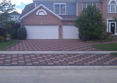 brick-paver-driveway image