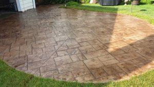 brick_patio_circle_design image