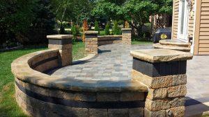 brick_patio_walled_design image