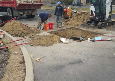 city_street_drain_process2 image